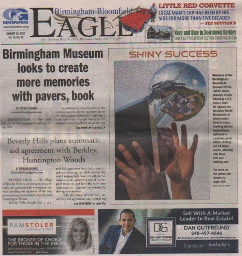 Media Scan for Birmingham Bloomfield Eagle