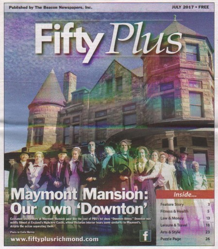 Media Scan for Fifty Plus - Richmond