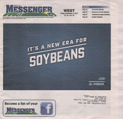 Media Scan for Midwest Messenger