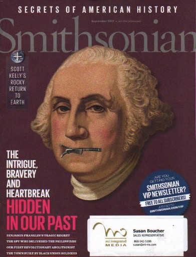 Media Scan for Smithsonian Magazine