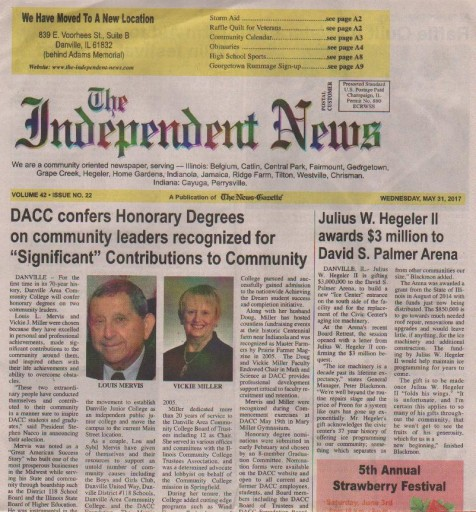 Media Scan for Georgetown Independent News