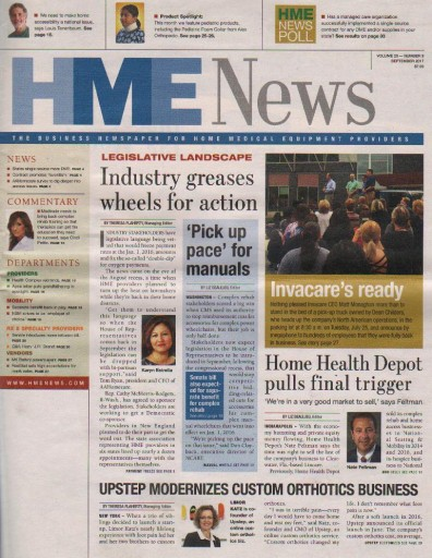 Media Scan for HME News
