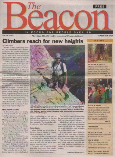 Media Scan for Baltimore Senior Beacon