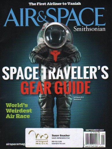 Media Scan for Air & Space/Smithsonian