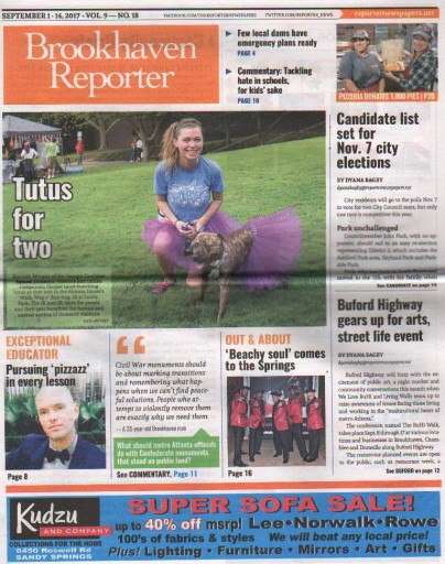 Media Scan for Brookhaven Reporter