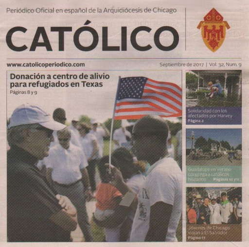 Media Scan for Chicago Catolico