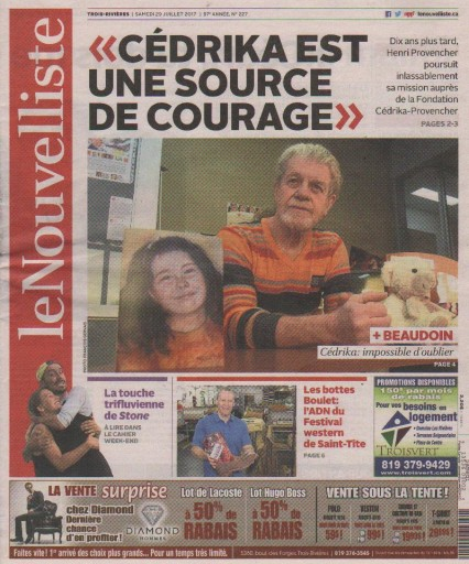 Media Scan for La Presse - Montreal