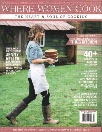 Media Scan for Where Women Cook