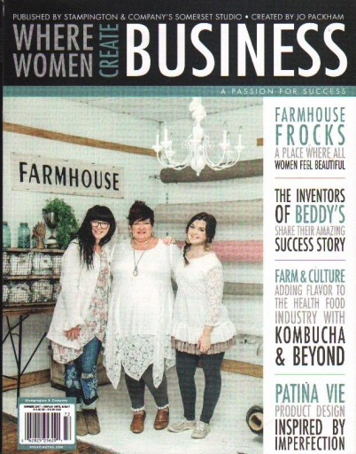 Media Scan for Where Women Create Business
