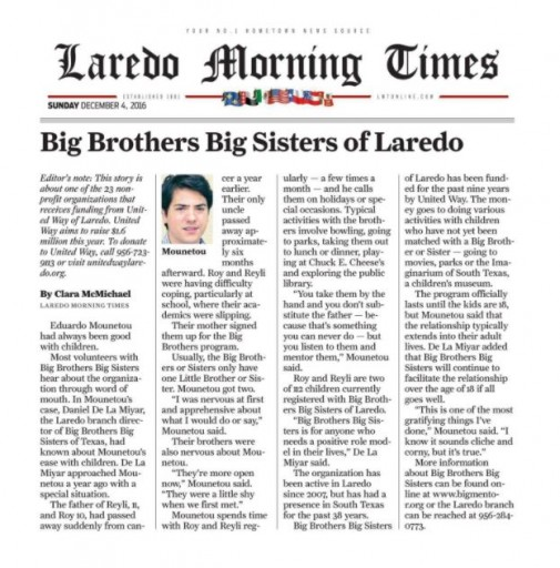 Media Scan for Laredo Morning Times