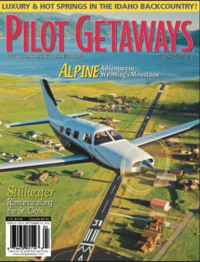 Media Scan for Pilot Getaways