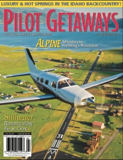 Media Scan for Pilot Getaways