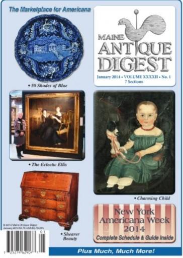 Media Scan for Maine Antique Digest