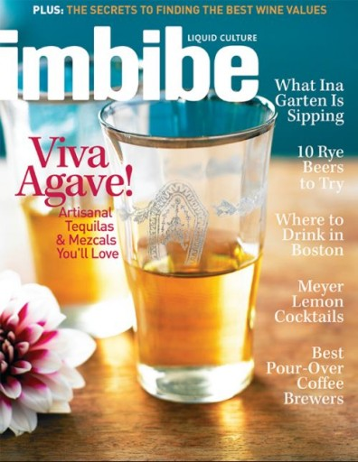 Media Scan for Imbibe Magazine