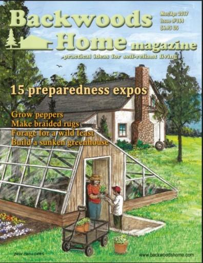 Media Scan for Backwoods Home