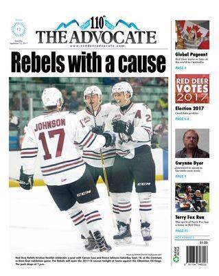 Media Scan for Red Deer Advocate