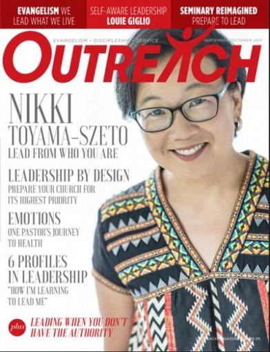 Media Scan for Outreach Magazine