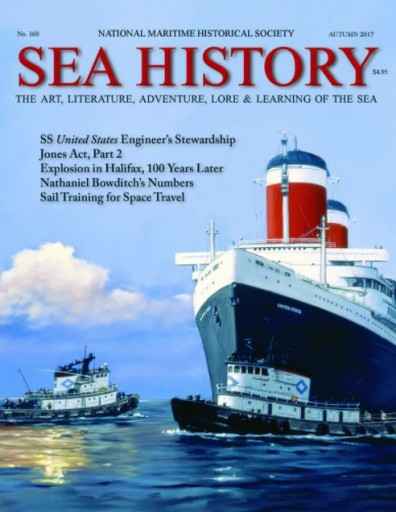 Media Scan for Sea History
