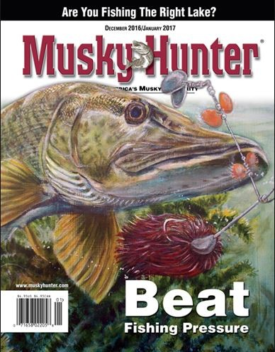Media Scan for Musky Hunter