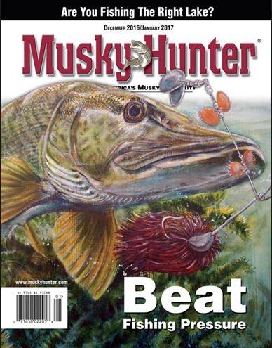 Media Scan for Musky Hunter