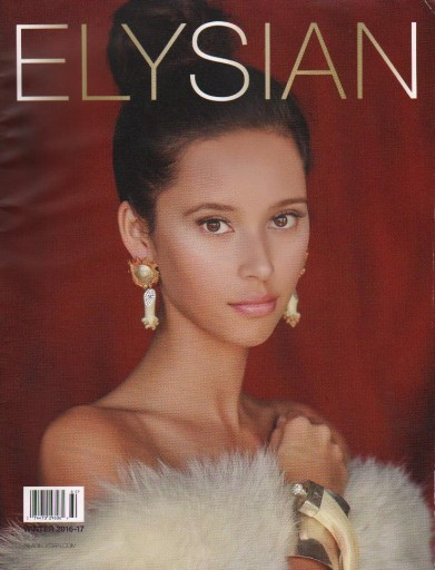 Media Scan for Elysian Magazine