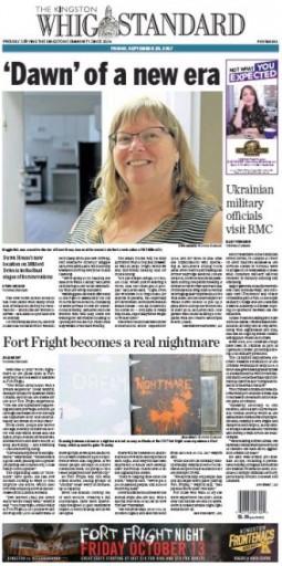 Media Scan for Kingston Whig-Standard