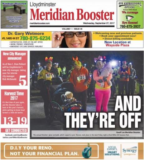 Media Scan for Lloydminster Meridian Booster
