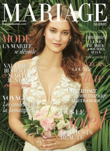 Media Scan for Mariage Magazine - Quebec