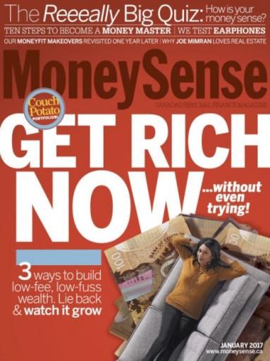Media Scan for Money Sense