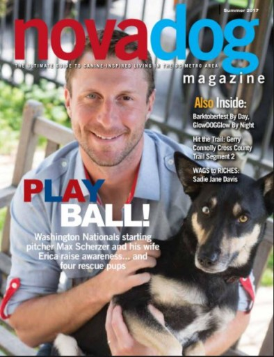 Media Scan for Northern Virginia (NOVA) Dog Magazine
