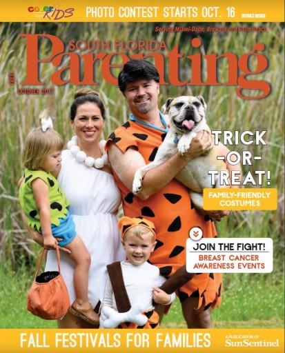 Media Scan for South Florida Parenting