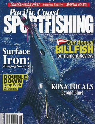 Media Scan for Pacific Coast Sportfishing
