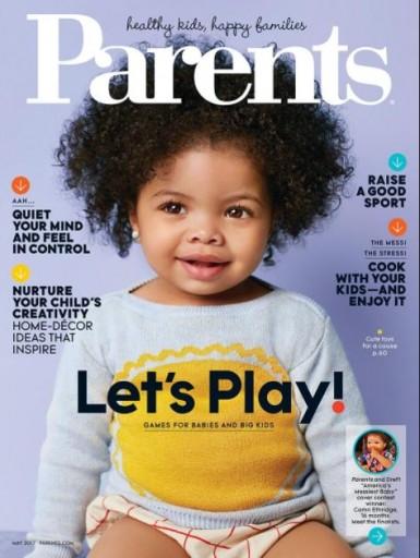 Media Scan for Parents Magazine