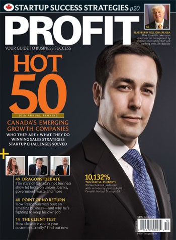 Media Scan for Profit (Canada)