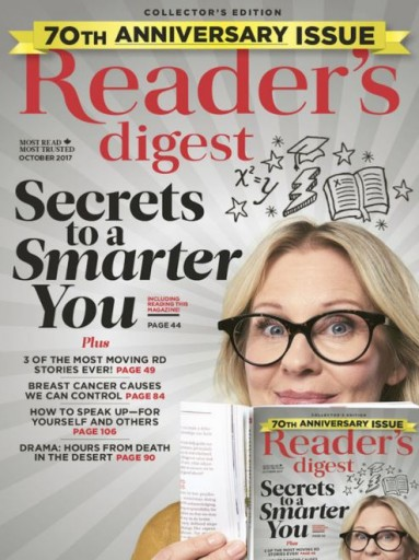 Media Scan for Reader's Digest Canada