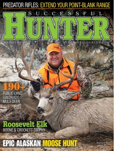 Media Scan for Successful Hunter