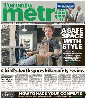 Media Scan for Metro Toronto
