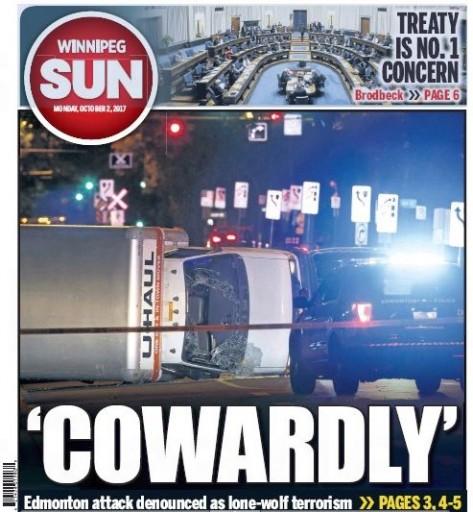 Media Scan for Winnipeg Sun