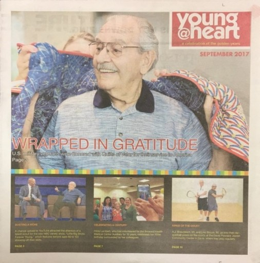 Media Scan for Young at Heart
