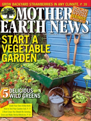 Media Scan for Mother Earth News