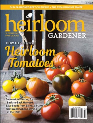 Media Scan for Heirloom Gardener