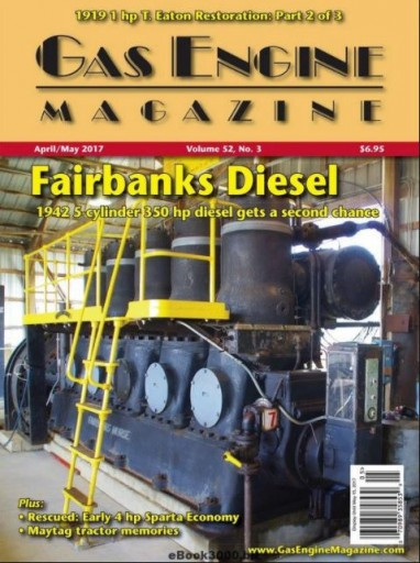 Media Scan for Gas Engine Magazine