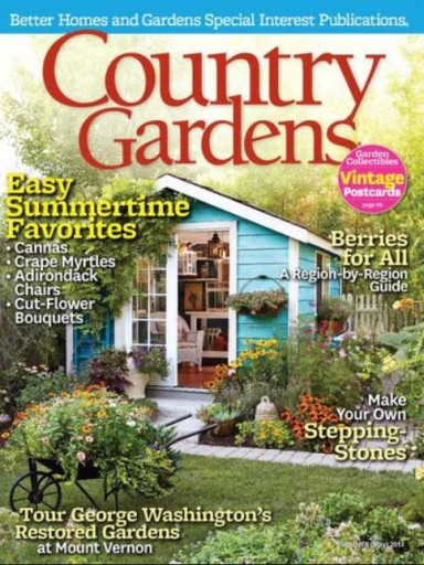 Media Scan for Country Gardens Polybag
