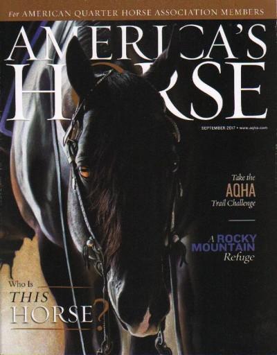 Media Scan for America's Horse