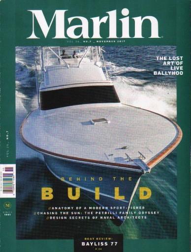 Media Scan for Marlin Magazine