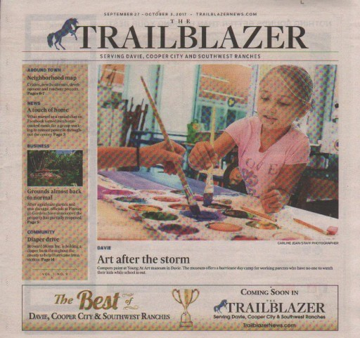 Media Scan for TrailBlazer