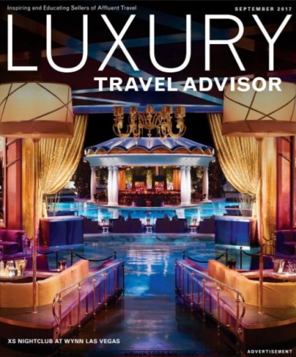 Media Scan for Luxury Travel Advisor