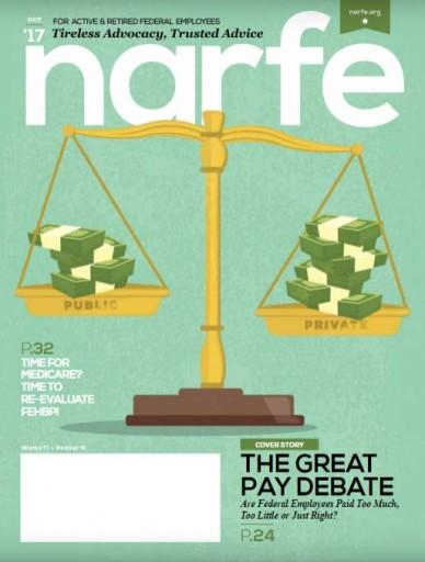Media Scan for NARFE Retirement Life Magazine