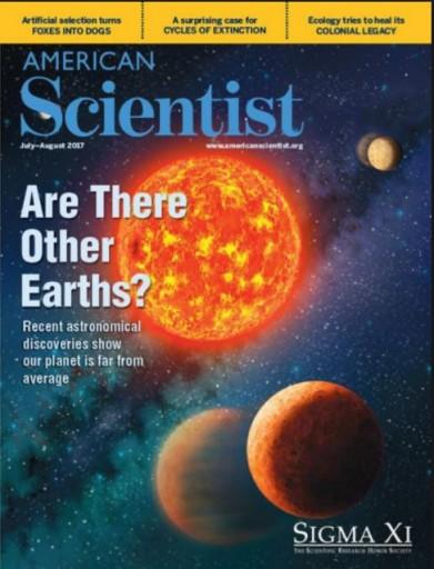 Media Scan for American Scientist