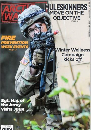 Media Scan for Arctic Warrior